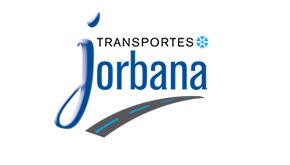 Logotipo Transportes Jorbana